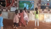 Kids celebrate Afghanistan Test victory over Bangladesh in viral video. Internet hearts it