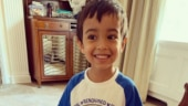 Little Ahil turns baker for a day, mom Arpita Khan shares adorable pic. Seen yet?