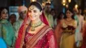 Alia Bhatt plays gorgeous bride in new fashion ad, replaces Anushka Sharma. Watch video
