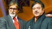 Shatrughan Sinha on Amitabh Bachchan's Dada Saheb Phalke award win: May he continue to soar