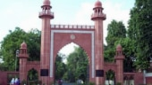4 AMU Kashmiri students show-caused for protest