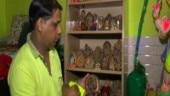 Ganesh Chaturthi: Kanpur teacher showcases a rare collection of 700 Ganesh idols