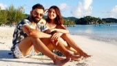 Virat Kohli rests his head on Anushka Sharma's lap in new pic from the beach. Internet is in love