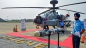 Indian Air Force inducts 8 new Apache attack choppers, most advanced combat helicopter to boost air force
