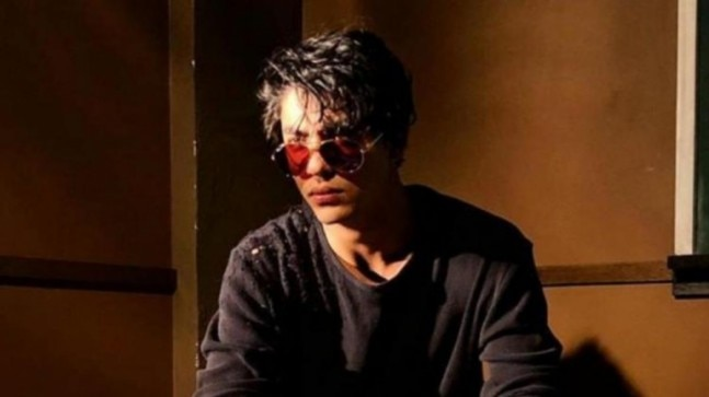Aryan Khan's latest brooding photo sets the internet on fire. See pic