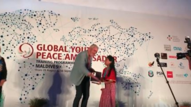 Time for action before it's too late: 7-year-old award-winning Indian climate activist
