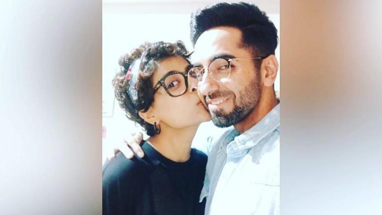 Tahira Kashyap has a sweet birthday wish for husband Ayushmann Khurrana.