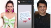 Shraddha Kapoor joins Baaghi 3. Producer Sajid Nadiadwala welcomes her with handwritten note