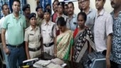West Bengal: Two women arrested at Railway station, Rs 40.71 lakh seized