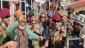 Army Chief Bipin Rawat visits Badrinath Temple