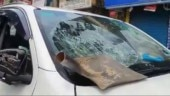 West Bengal MP Arjun Singh's car vandalised after TMC-BJP clash over party office