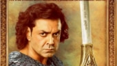 Bobby Deol is fierce warrior Dharamputra in new Housefull 4 poster. See pic