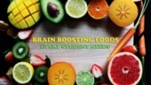 Brain-boosting foods every student needs to eat to stay sharp