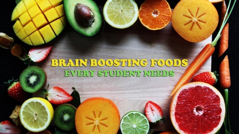 National nutrition week, brain-boosting foods, students need to eat, nutrition, food, brain, superfoods, fatty acids, amino acids, developments