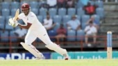 India vs West Indies, 2nd Test: Jermaine Blackwood replaces Darren Bravo as concussion substitute