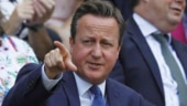 Former PM David Cameron 'sorry' for Brexit divisions