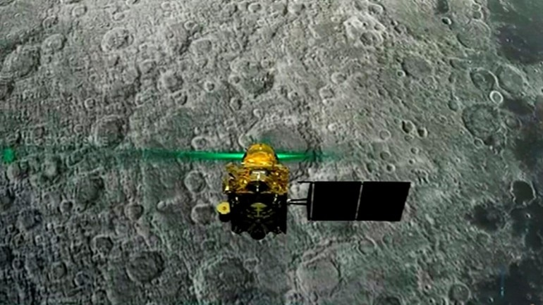 Chandrayaan 2 orbiter