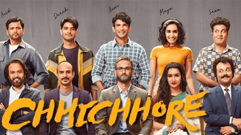 Chichhore's first day box office collection