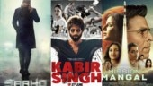 Saaho box office report vs Kabir Singh to Mission Mangal: Who earned what on Day 4