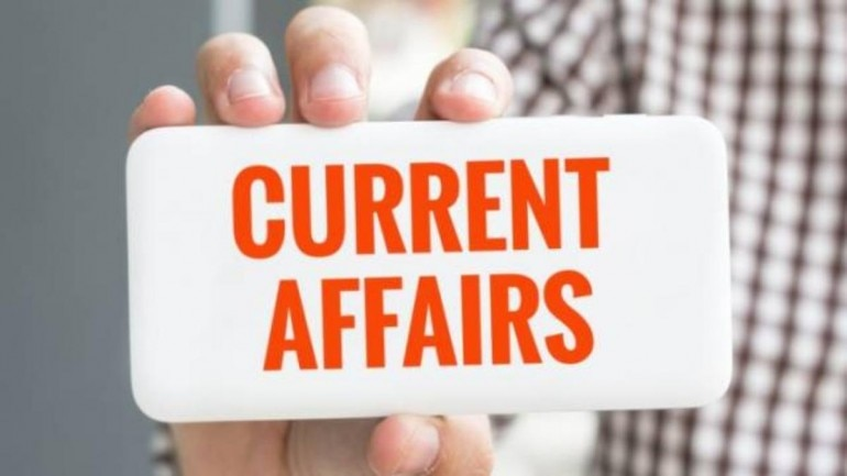 Top 'Current Affair' questions with answers: August 26 to