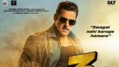 Salman Khan's Dabangg 3 motion poster out. Blockbuster already, say Bhai fans