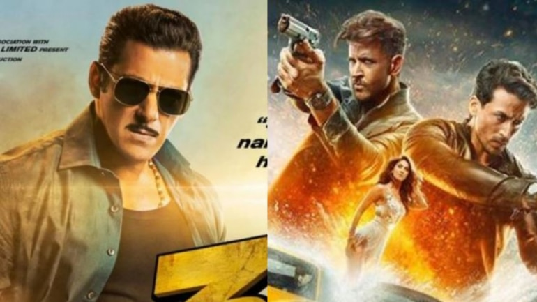 Salman Khan's Dabangg 3 teaser will be attached to Hrithik Roshan and Tiger Shroff's War.