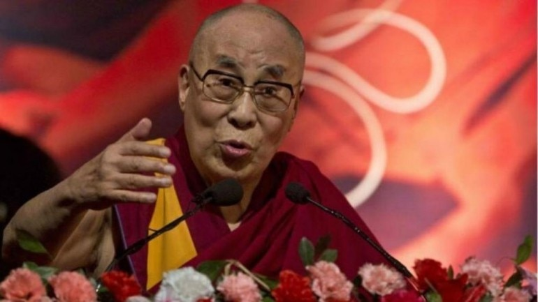 Dalai Lama visits Mathura, says Indian culture gave world a mantra of non-violence, compassion