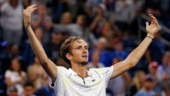 US Open: Daniil Medvedev urges fans to keep on booing after reaching quarter-finals