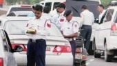 A person can pay his/her traffic challan at any traffic police station in the city.