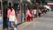 Delhi Metro Blue Line services disrupted after woman commits suicide at Jhandewalan