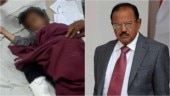 NSA Ajit Doval orders shifting of baby girl injured in Sopore terrorist attack to Delhi AIIMS