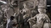 Terrorists vs Abhinandan Varthaman: Balakot airstrikes becomes theme for Durga Puja pandal