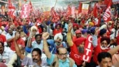 Left, Congress-backed trade unions announce nationwide general strike on January 8