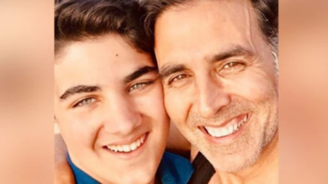 Akshay Kumar wishes son Aarav on birthday: I'll always be beside you to guide you