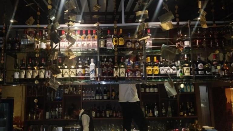 Delhi: Excise Department raids restaurant in Mehrauli serving non-duty paid liquor
