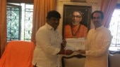 With seat-sharing talks still on with BJP, Shiv Sena distributes candidature forms to its workers