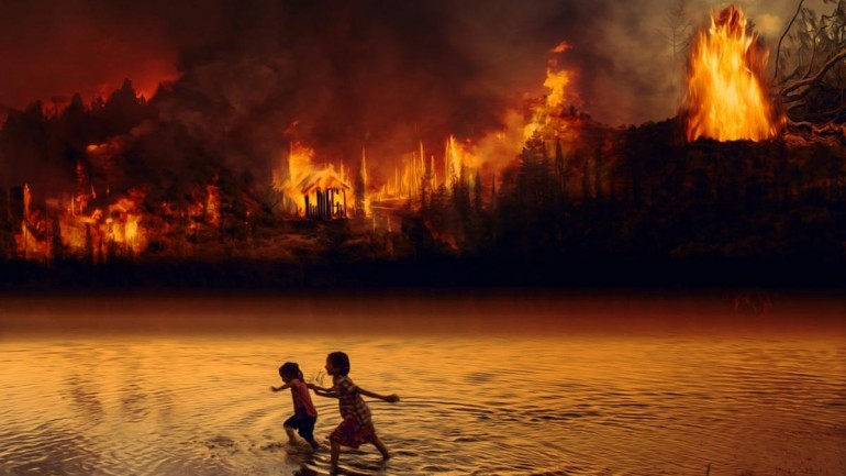Burning Amazon Rainforest What We Parents And Children Need To