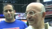 Modi and Gandhi are same, says NRI dressed up as Mahatma Gandhi