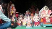 Latur: Devotees donate Ganpati idols to district administration for recycling