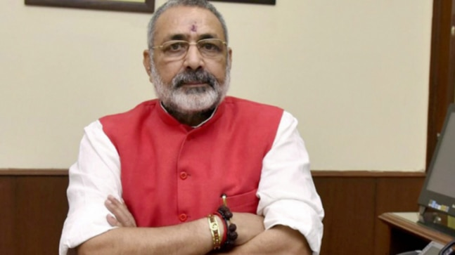 Rising population like second stage cancer, can become incurable if not controlled: Giriraj Singh