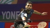Star shuttler HS Prannoy pulls out of China and Korea Open due to dengue