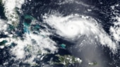Dorian churns towards Florida as dangerous category 4 hurricane