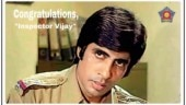 Congratulations, Inspector Vijay: Mumbai Police's wish for Amitabh Bachchan wins the Internet
