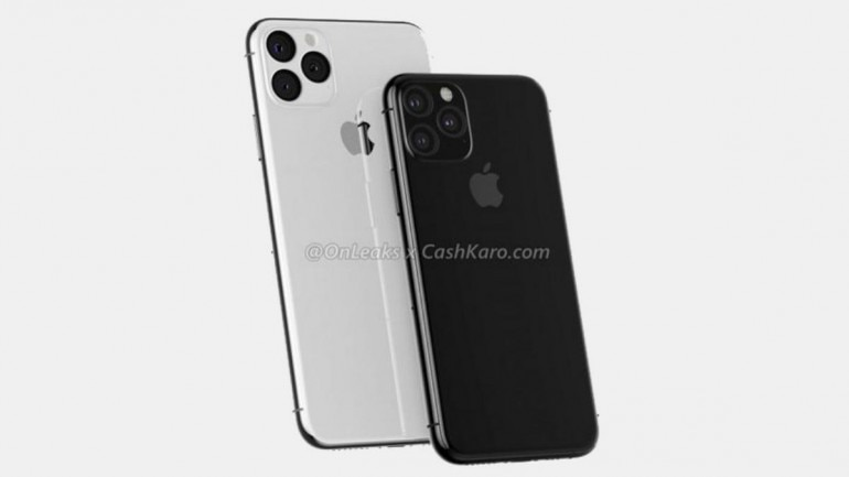 iPhone 2019 names revealed, will be called iPhone 11R