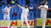 Jasprit Bumrah, Ishant Sharma and Mohammed Shami make India pace unit peerless in Test cricket
