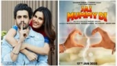 Sunny Singh and Sonnalli Seygall's film Jai Mummy Di to release on January 17. See new motion poster