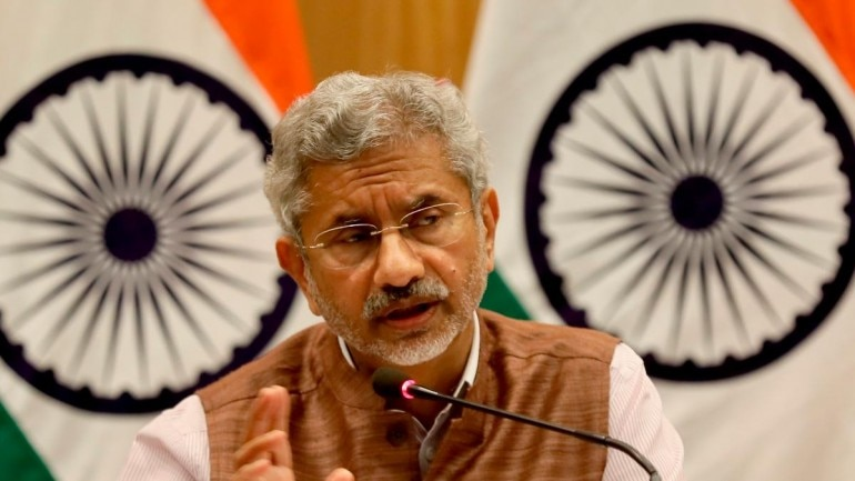 Our position on PoK will always be very clear, it's part of India, says EAM Jaishankar