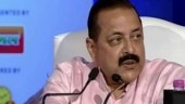 Common man on streets of Kashmir rejoicing new setup, says MoS Jitendra Singh