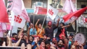 Why is the JNUSU election result delayed?
