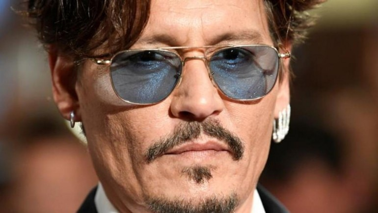 Johnny Depp's star on the Hollywood Walk defaced - Movies News